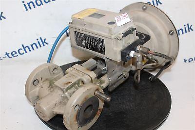 Samson 3730-3 Hart Capable Positioner Pneumatic Actuator Positioner 4
