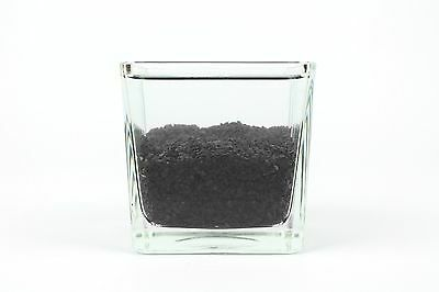10 KG NATURAL BLACK AQUARIUM SUBSTRATE(SAND - GRAVEL 1-3mm) IDEAL FOR PLANTS 6 • EUR 19,63