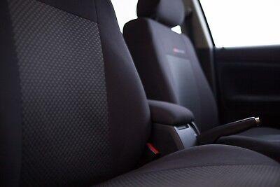 Dacia Duster Sitzbezug Blau Front Auto Sitzbezüge Schonbezug Schonbezüge