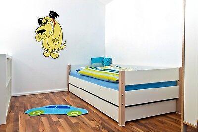 Muttley Dog Wacky Races Vinyl Sticker Decal Laptop Wall *SIZES*