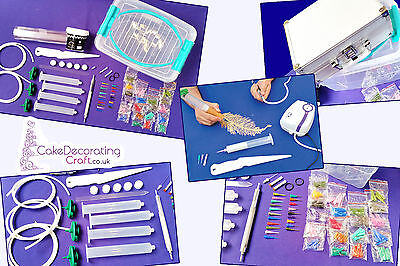 Cake Deco Pen Kit | Must have Christmas and all the Cake Makers Gift | Was £ 69 3