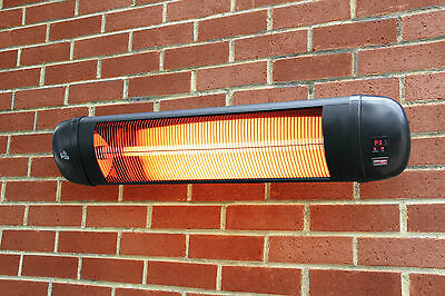 Patio Heaters 1 5kw Electric Heater Wall Mounted