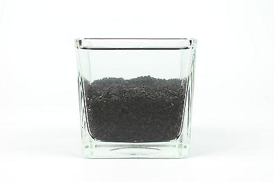 25 KG NATURAL BLACK AQUARIUM SUBSTRATE(SAND - GRAVEL 1-3mm) IDEAL FOR PLANTS