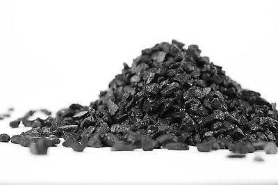 20 KG NATURAL BLACK AQUARIUM GRAVEL 2-5mm AQUASCAPING IWAGUMI IDEAL FOR PLANTS 10