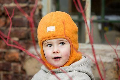 a3088c59c67 ... PICKAPOOH Hat 100% MERINO wool Balaclava Baby Boy Girl Kids fleece  winter warm 5