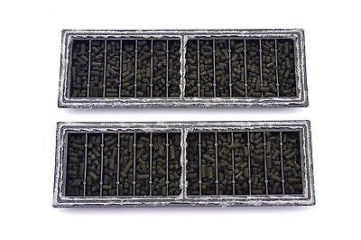 5 X Aquanano Compatible 2/tray Carbon Filters 22.25.30.40.60.130 =6 Months  £24 2