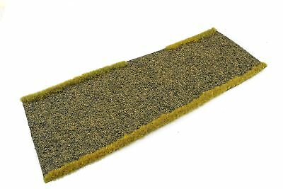 WWG Dirt Road Junction Sections Set of 4-28mm WW2 Wargaming Scenery Terrain