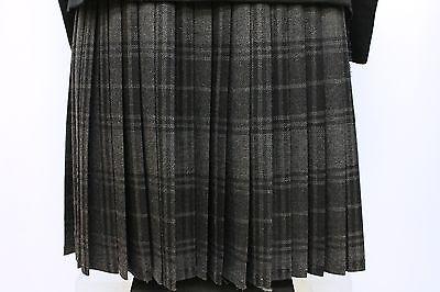 New Grey Highlander 8Yard Full Highland Dress Kilt Package £599  Sale Offer £475 6