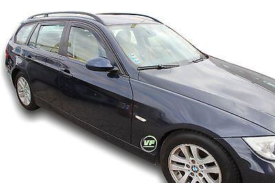 Windabweiser Regenabweiser f/ür BMW Serie 5/E60/E61/Limousine und Touring 2003/