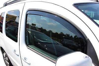 DRE27168 RENAULT KANGOO 4p 2008-prés Deflecteurs d'air Déflecteurs de vent 2pcs 3
