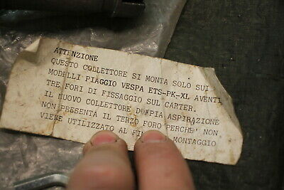 Vespa PK 50 XL considère tôle NOS pour Kupplungszug 2410375 PK S 50 80 125 P51