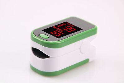 Finger Pulse Oximeter Portable Heart Rate SPO2 Monitor Blood Oxygen Meter Sensor 3