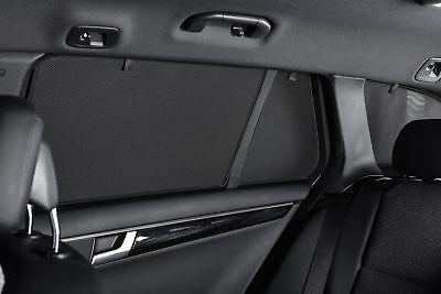 5 Türer ab BJ Heckscheibe MCV Sonnenschutz Dacia Logan II 2012-  hinten