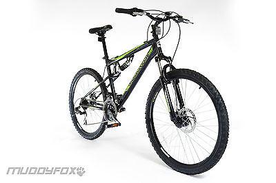 """Muddyfox Livewire 26"""" Dual Suspension Bike - Disc Brakes - 12 Month UK Warranty 2"""