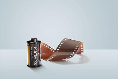 5x Kodak Professional Portra 400 135-36 Colour Negative Film (exp. 06/20)