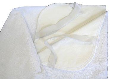 Matratzenschoner Matratzenauflage Wasserdicht 13 diverse Größen Baumwolle - PU 2