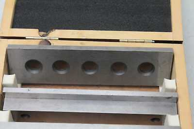 """Fowler 52-437-001 Parallel Set 3/16"""" to 1/2"""" 4"""
