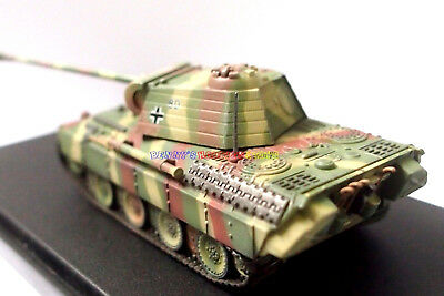 New 1//72 Diecast Tank German PzKpfw V PANTHER Sd Kfz 171 w Case WWII Military