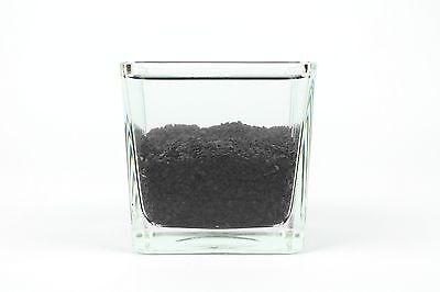 5 KG NATURAL BLACK AQUARIUM SUBSTRATE(SAND - GRAVEL 1-3mm) IDEAL FOR PLANTS 6