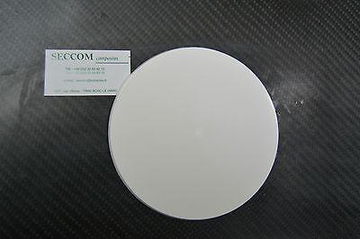 1 kg Gel coat polyester Poncable blanc RAL 9010 + catalyseur et pipette 2