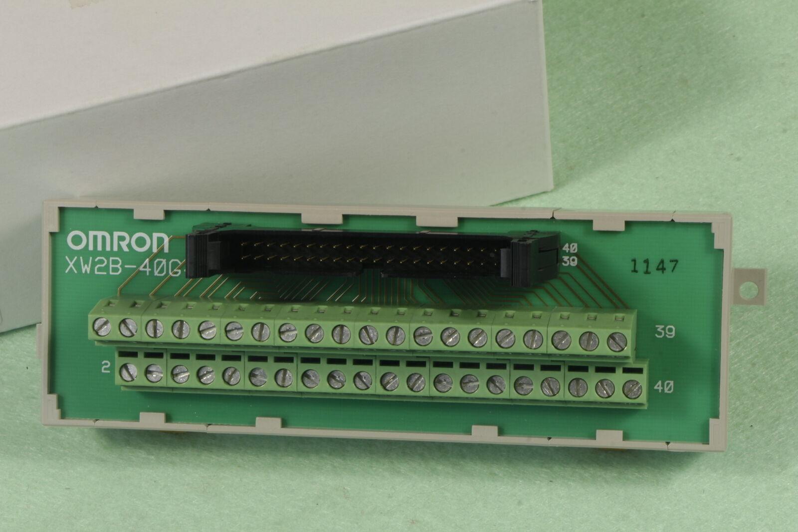XW2B-40G5 40 PIN TERMINAL OMRON