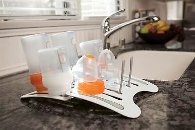 Prince Lionheart COMPACT DRYING STATION Baby Bottle Feeding Accessory BN 4