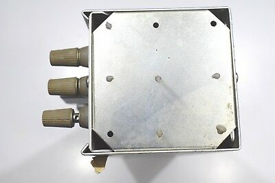 Danbridge DR5/ABCDE decade resistance box 0.1 to 100 Ω 8