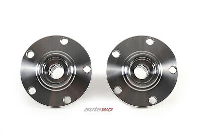 Front hubs 5x112 Audi 80 B4//Coupe//Cabrio//S2//Rallye as 895407615A