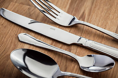 JUDGE 24 PIECE Dubarry Cutlery Set Stainless Steel Boxed 25
