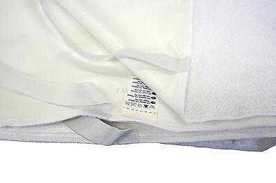 Matratzenschoner Matratzenauflage Wasserdicht 13 diverse Größen Baumwolle - PU 8