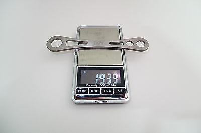 NEW!! nov Titanium Spanner - 15mm,10mm,8mm - for Brompton regular's [nov068] 3
