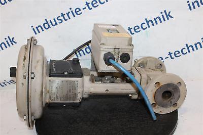 Samson 3730-3 Hart Capable Positioner Pneumatic Actuator Positioner 7