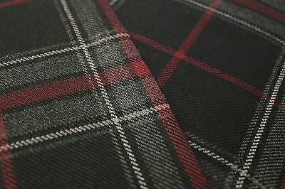 Made 2 Measure Spirit O Bruce Modern 8 Yard Wool Kilt Only Made In Scotland Sale 4