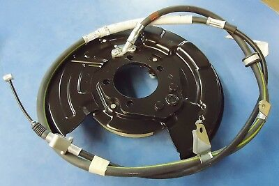 Toyota Highlander New Brake Assy, Parking, P/n 46500-0E040, P46500-0E040