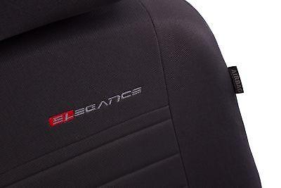 Schonbezüge Autositzbezüge Sitzbezüge passend für Kia Sportage Elegance P2