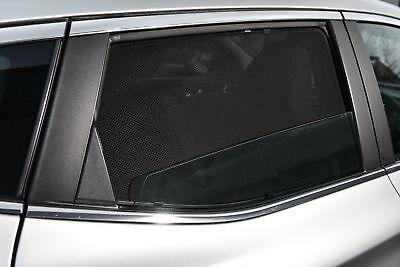 Sonnenschutz Blenden f Honda Civic 5-türer 2006-1//2012 Kpl-Set inkl Heckscheibe