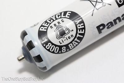 Panasonic WESLV95L2508 Tondeuse à Cheveux Pile, ER-GP80,ER-GP81,ERD-GP62,ER-SB40 2