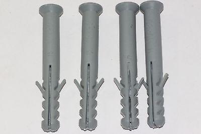 PACK OF 10 M8 x 80mm FIX /& FASTEN NYLON HAMMER FIXINGS FOR BRICK /& MASONRY *