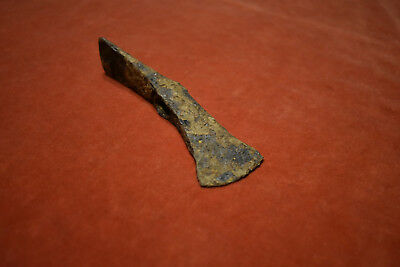 Viking iron axe 130g RARE! 4