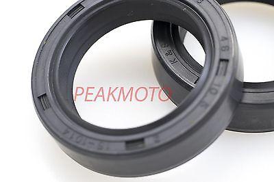 K/&S Technologies Fork Oil Seals KS16-1057k 40mm 50mm 7 10.5 5mm