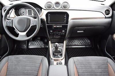 3D Tappeti Tappetini Auto In Gomma Per Ford C-Max 2003-2010 5