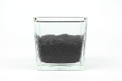 20 KG NATURAL BLACK AQUARIUM SUBSTRATE(SAND - GRAVEL 1-3mm) IDEAL FOR PLANTS 3