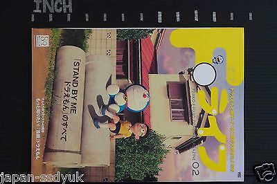 JAPAN Doraemon /& Fujiko F Fujio Official Fan Book Magazine 02