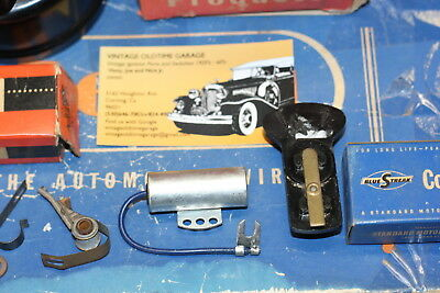 1936,1937,1938,1939,1940,1941,1942,Packard Ignition Distributor Tune Up Kit 3