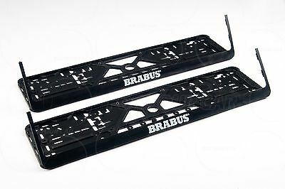 brabus mercedes benz license plate frames big logo mb e c b a s cl r gl g ml 3