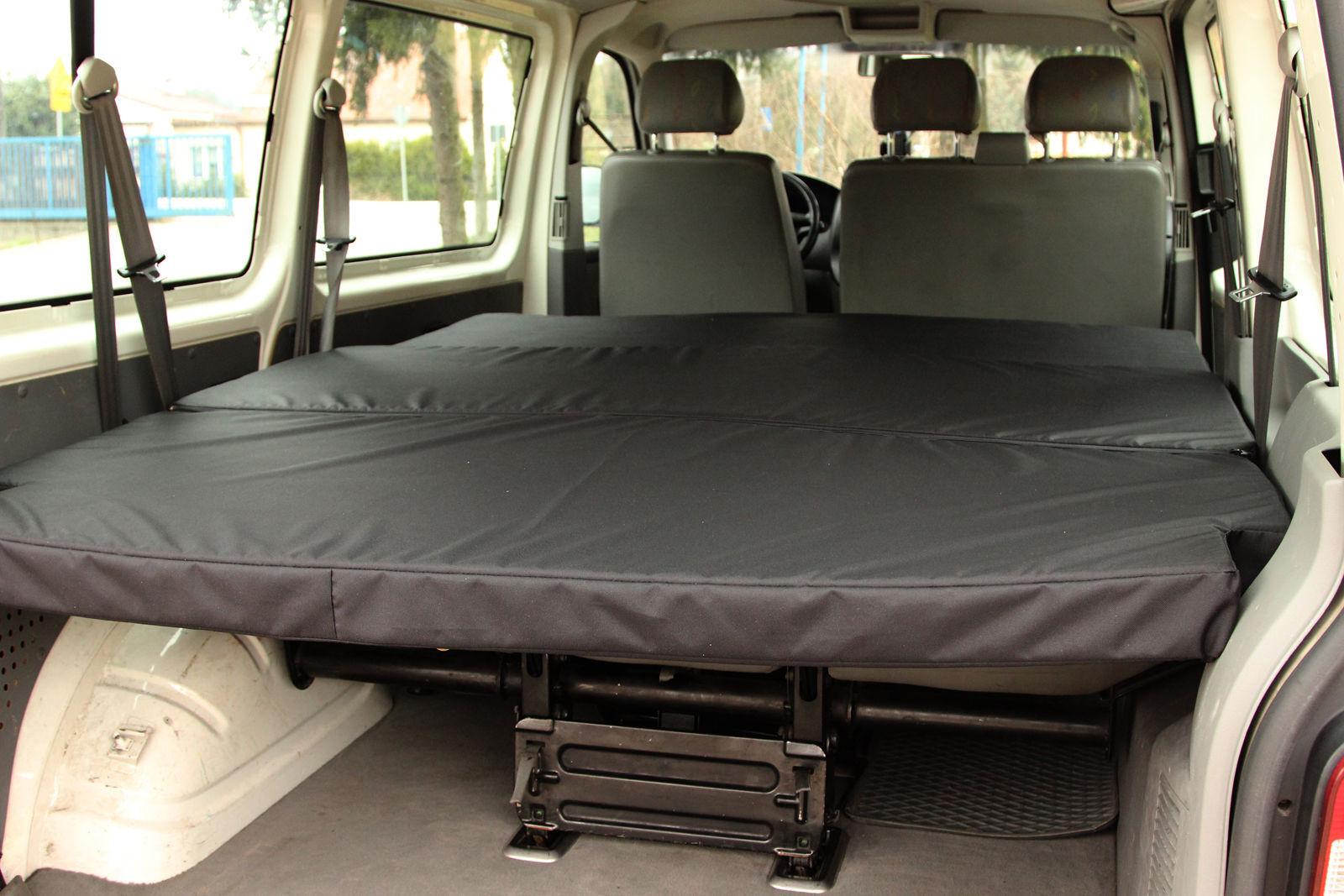 Matratze VW T4 T5 T6 Schlafauflage Klappmatratze Multiflexboard 185 x 148cm
