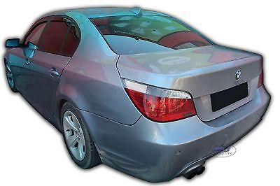 Premium Tapis De Coffre Caoutchouc Sur Mesure Bmw 5 Serie E60  2002-2010 6
