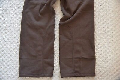 New Puma Shift 552491-01 Unisex Track Bottom Sweat Pants Chocolate Brown 9-10 Yr 7