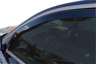 Auto, moto – pièces, accessoires Carrosserie Toyota Prius mk4 5-portes 2016-Onwards 4-pc Vent Déflecteurs HEKO tinted