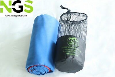 Outdoor Travel Camping Microfiber Quick-Drying Beach Swim Gym Shower Bath  XTK